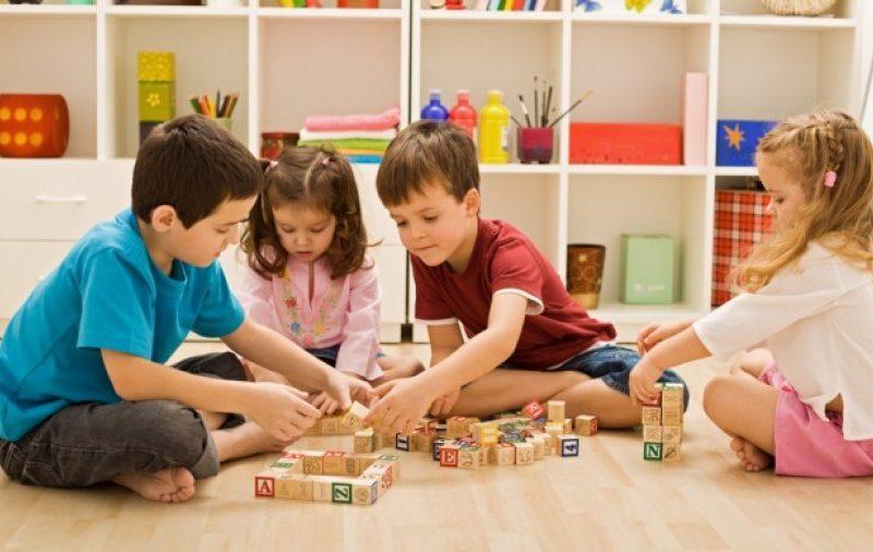 Спецкурс для детей 5-7 лет по развитию мыслительных способностей