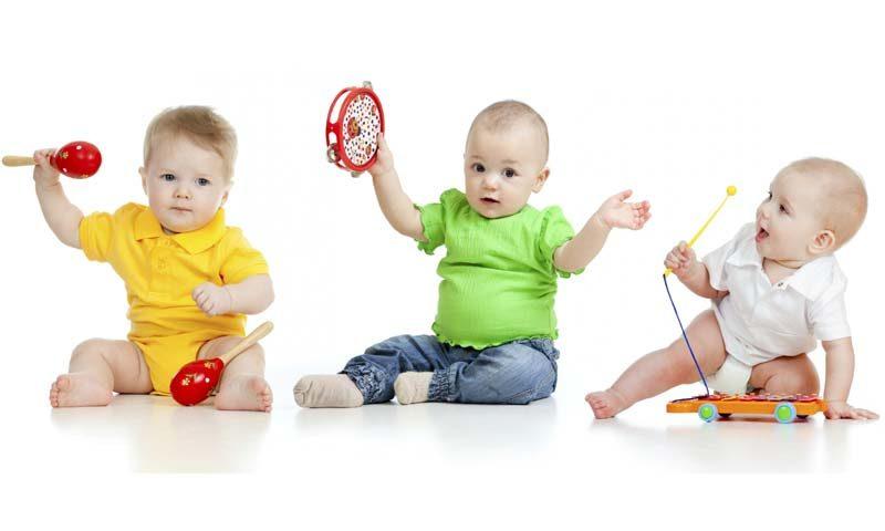 ранее развитие ребенка