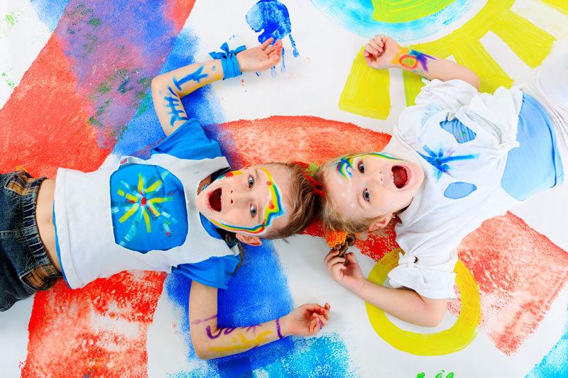 детской арт-терапии