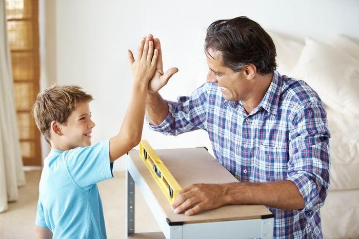 Как воспитать сына