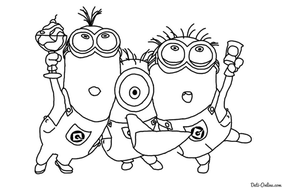 Курс рисования «Герои из мультфильмов»