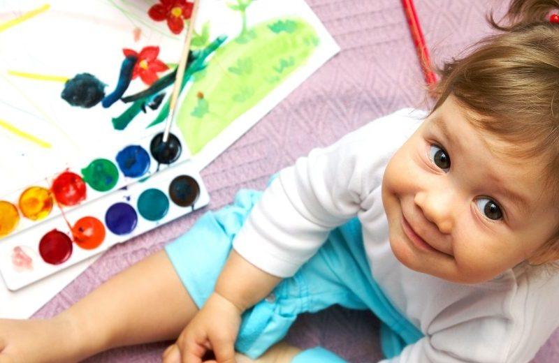 творческие дети